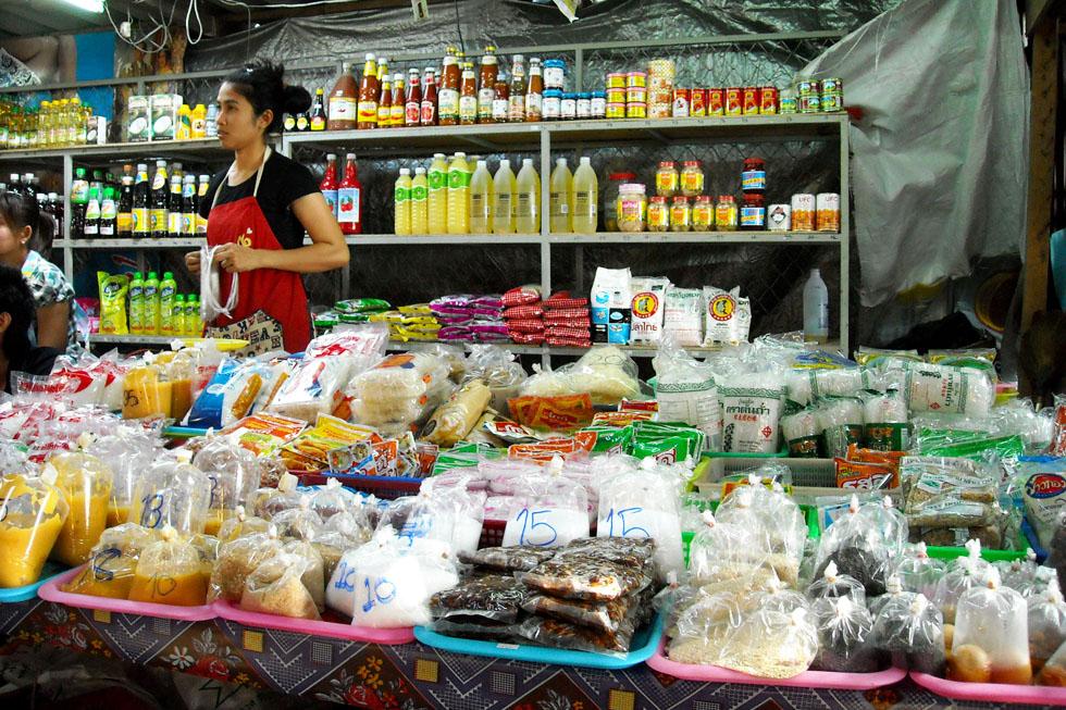 Market Koh Samui