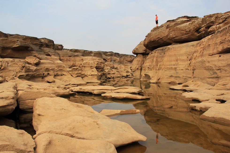 View of Sam Phan Bok Canyon