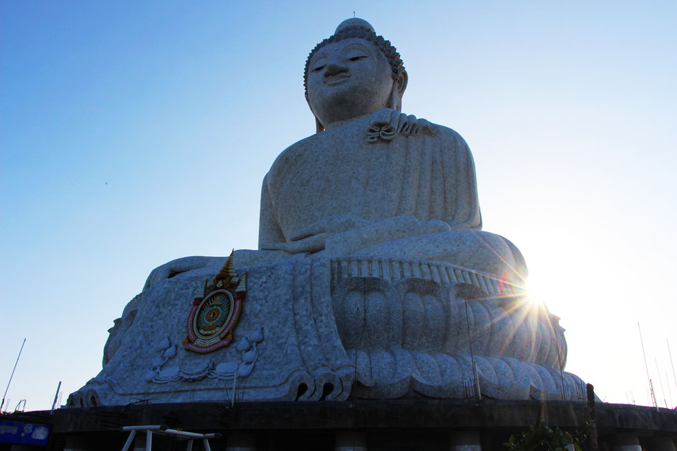 White Buddha in Phuket