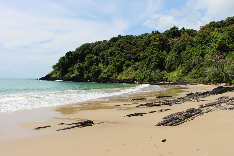 Ao Nuy Beach in Koh Lanta