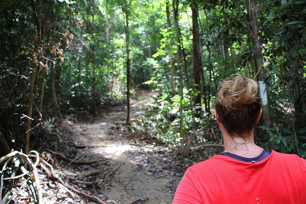 Sweaty - Khao Ngon Nak Trail in Krabi