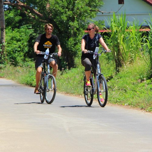 Cycling in Chiang Mai