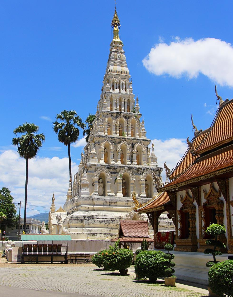 Wat Chedi Liem in Chiang Mai