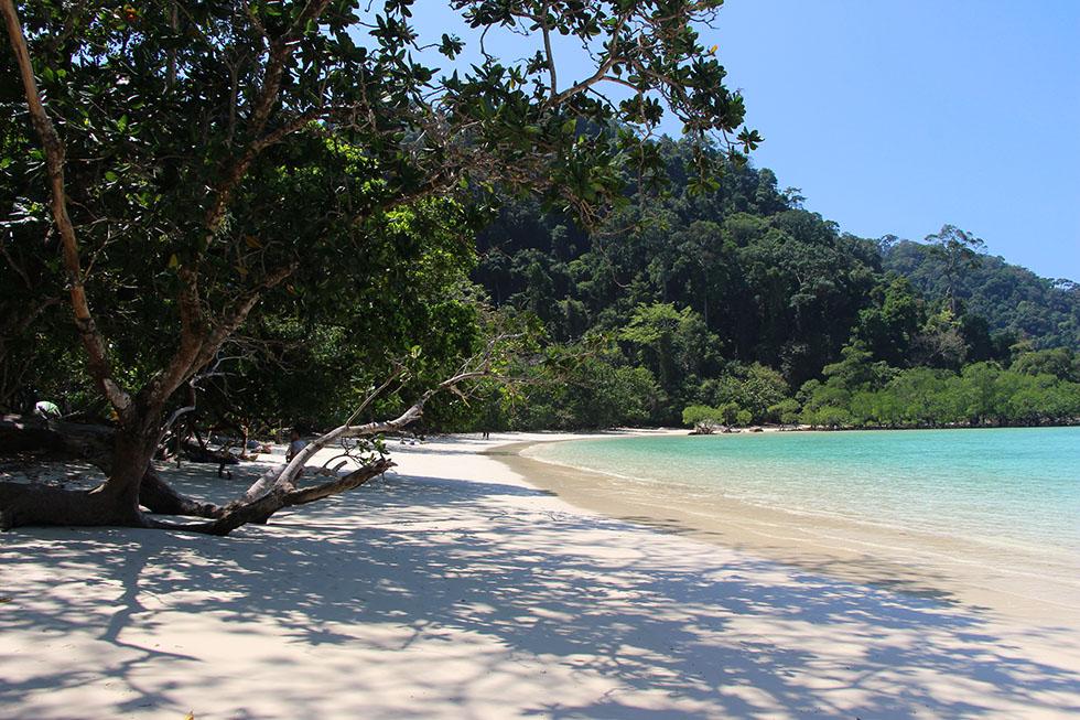 What a beach - Ao Mai Ngam Beach!