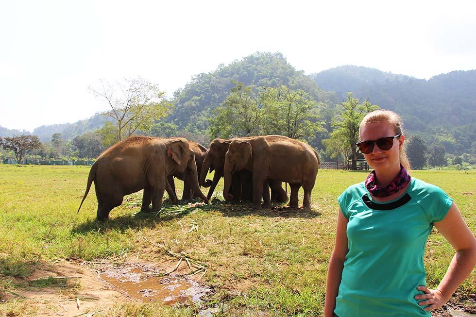 Mariska Elephant Nature Park