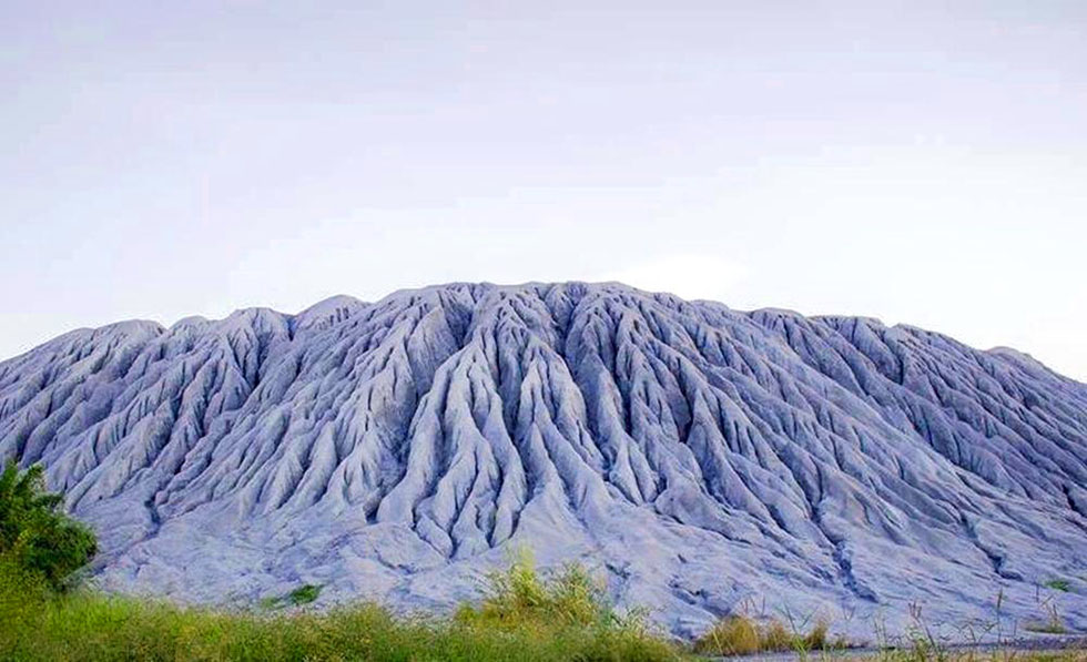 Snow Mountain in Chonburi