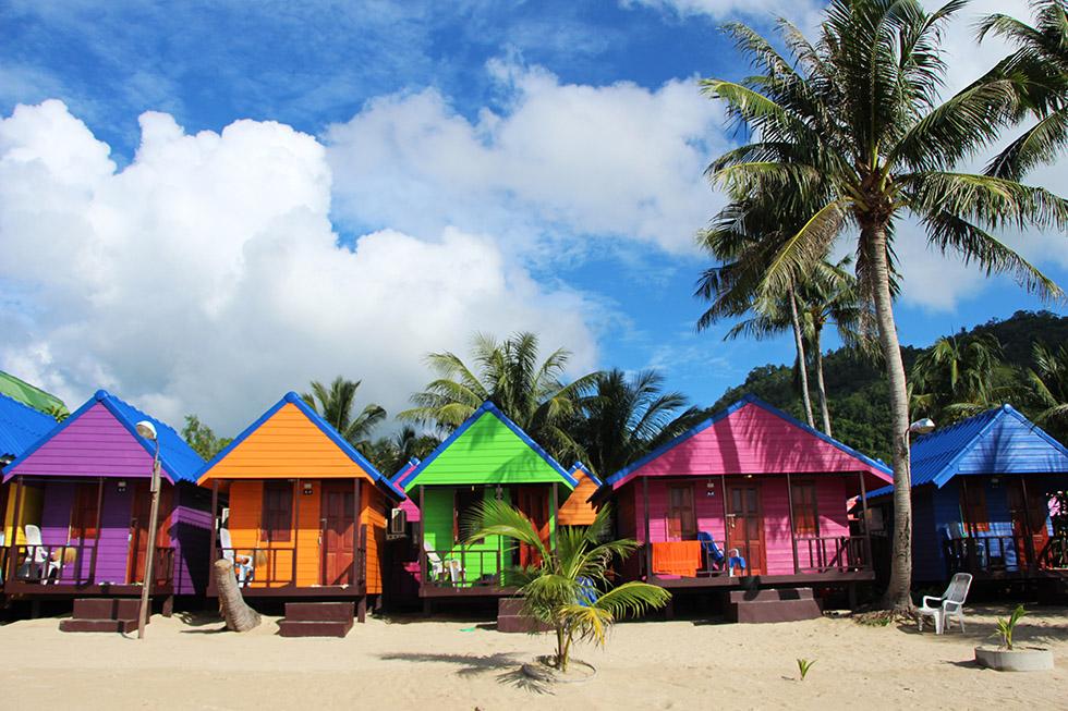 New Hut in Koh Samui