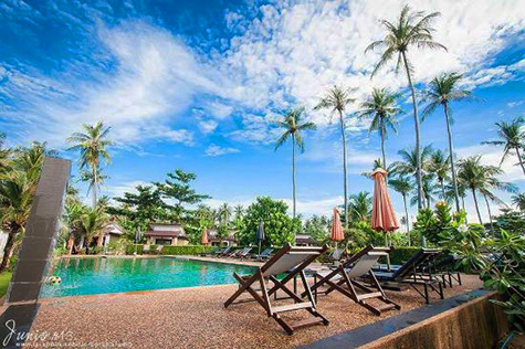 Coco Lanta Eco Resort, Koh Lanta