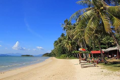 Happy Days Resort, Koh Mak