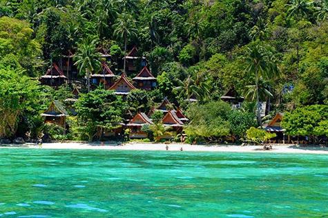 Relax Beach Resort, Koh Phi Phi