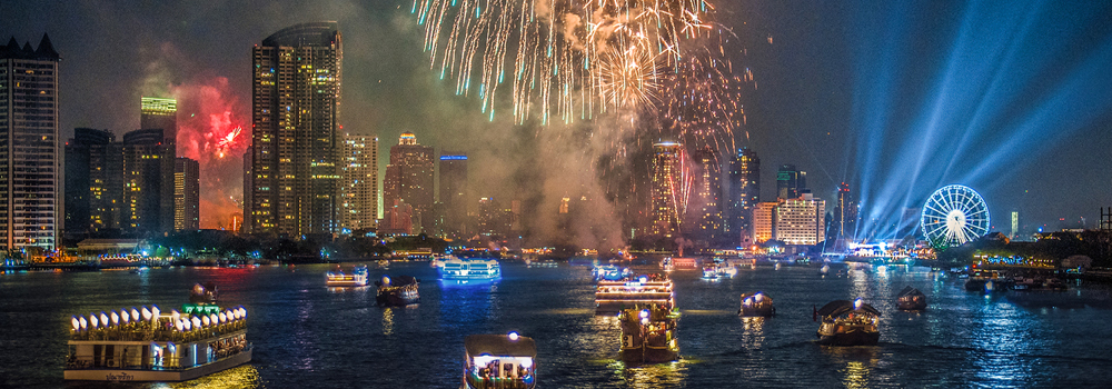 New Year in Bangkok