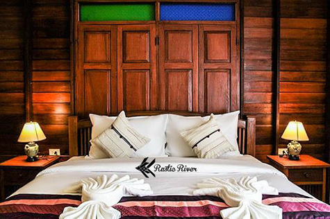 Rustic River Boutique, Chiang Mai