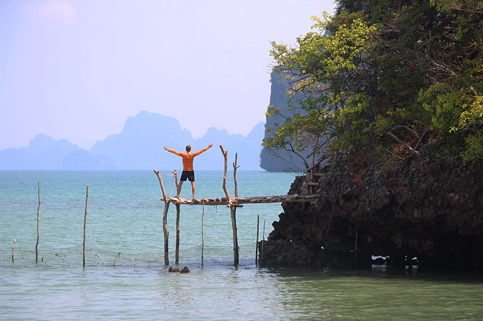 Ultimate freedom on Koh Yao Noi