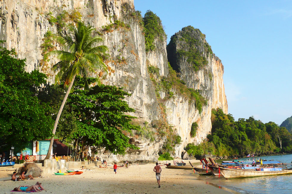 Ton Sai Beach, Railay