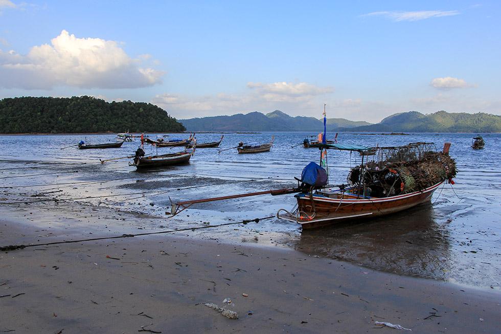 Fishing Village Koh Jum
