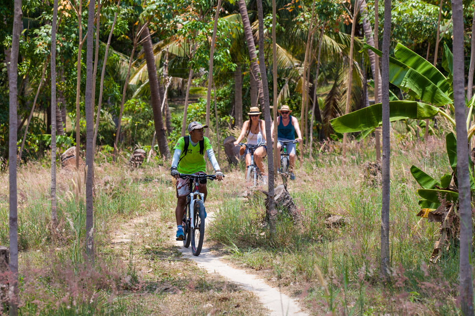 Phangan Bicycle Tours