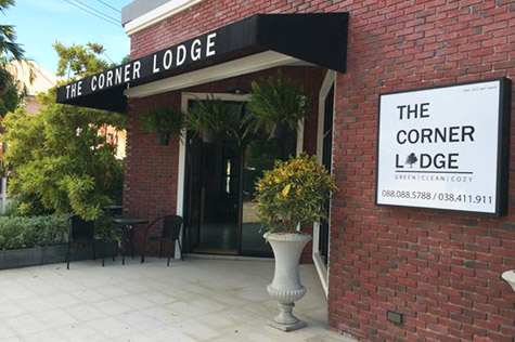 The Corner Lodge, Pattaya