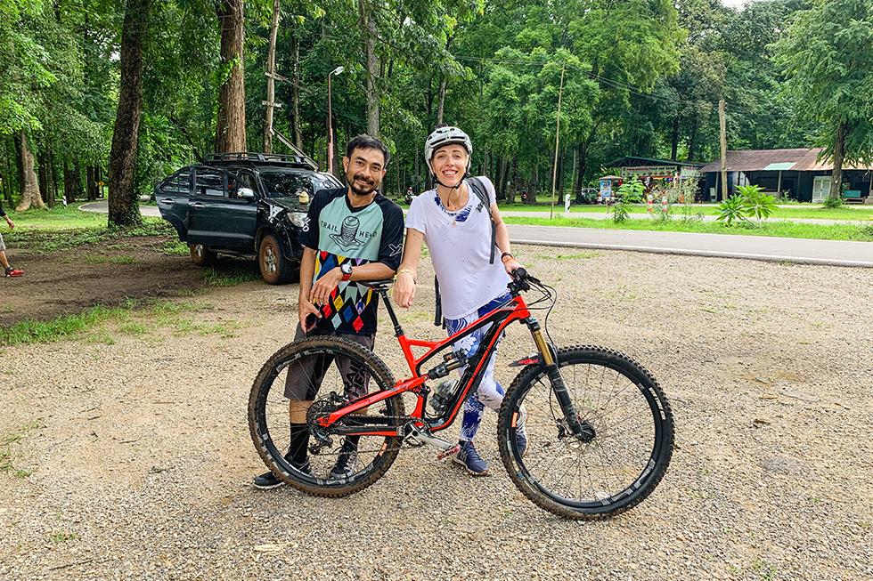 Mountainbike Chiang Mai
