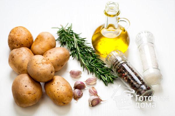 Идеальный запеченый картофель от Дж. Оливера фото к рецепту 1