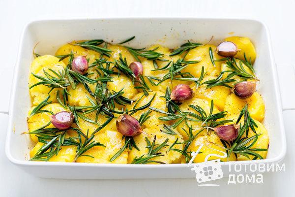 Идеальный запеченый картофель от Дж. Оливера фото к рецепту 5