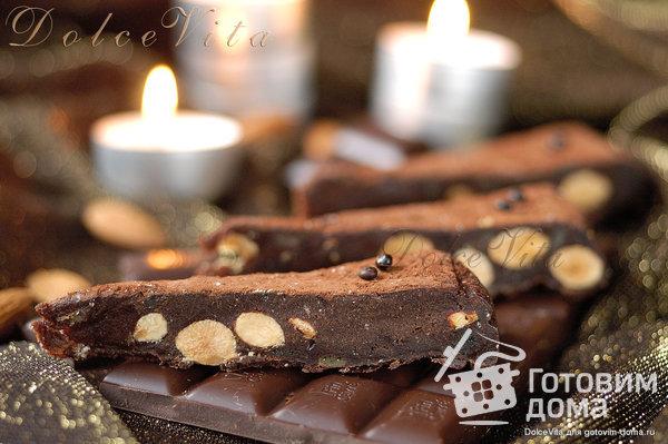 Panforte di Siena - Итальянские рождественские сладости фото к рецепту 13