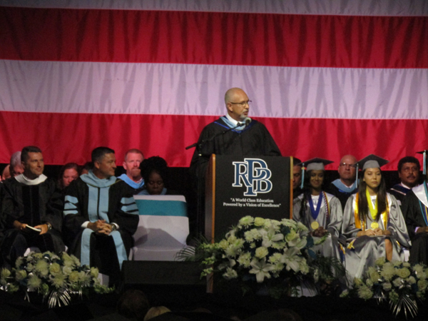 RPBHS Salutes 538 Seniors In The 2016 Graduating Class
