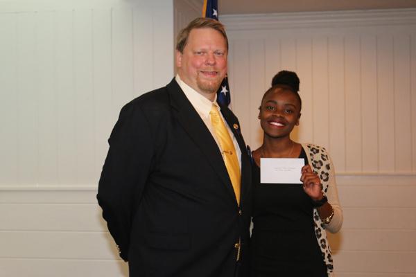 Wellington Rotary Club Honors Students