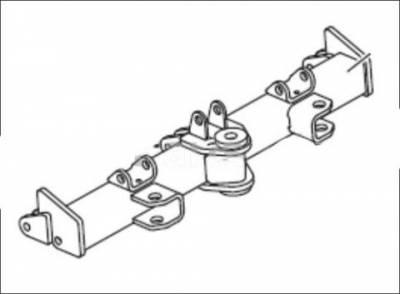 Western Pro Plow Quadrant 68290