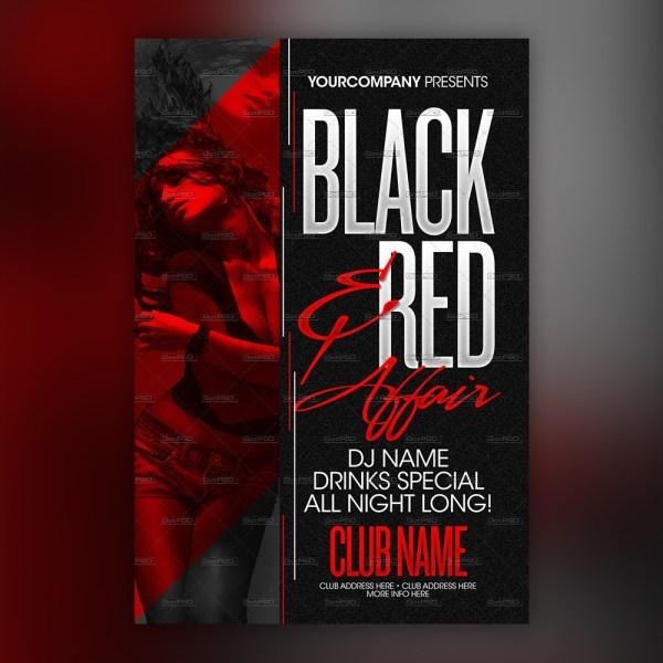 Black & Red Affair 1