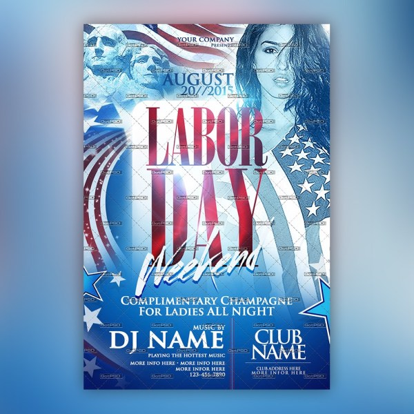 Labor Day Weekend 1 1