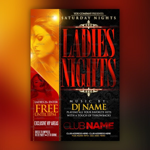 Ladies Night 1 1