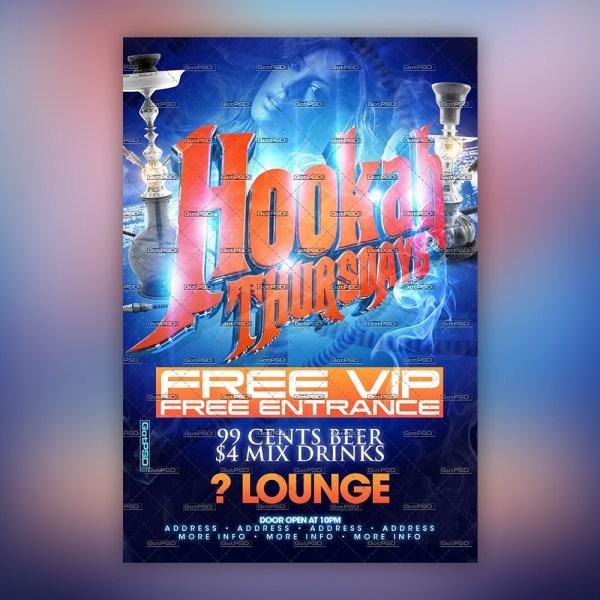 Hookah Thursdays 1