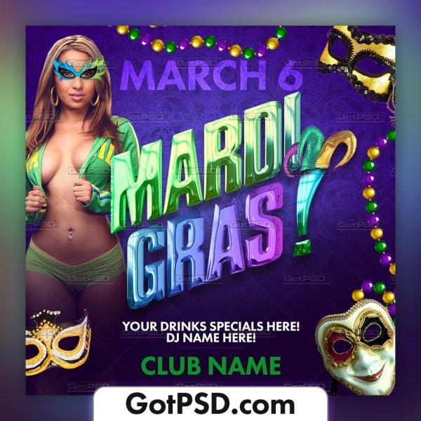 mardi gras - gotpsd.com