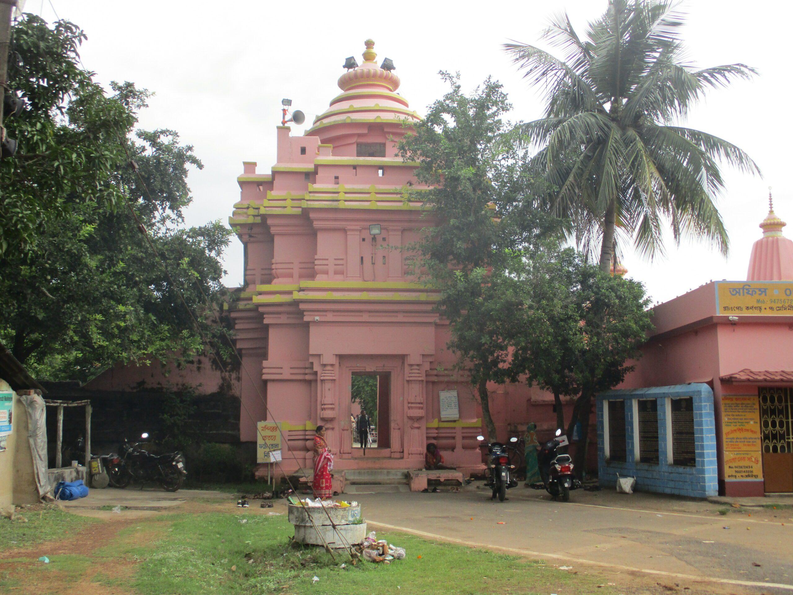 Karnagarh Mandir - Midnapur - Karnagarh Fort