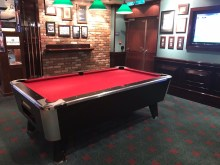 OSheehans pool table