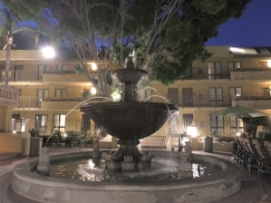 Hilton Squaw Peak Fountain