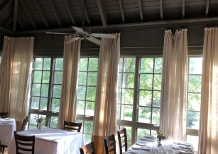 Farmhouse table view 2