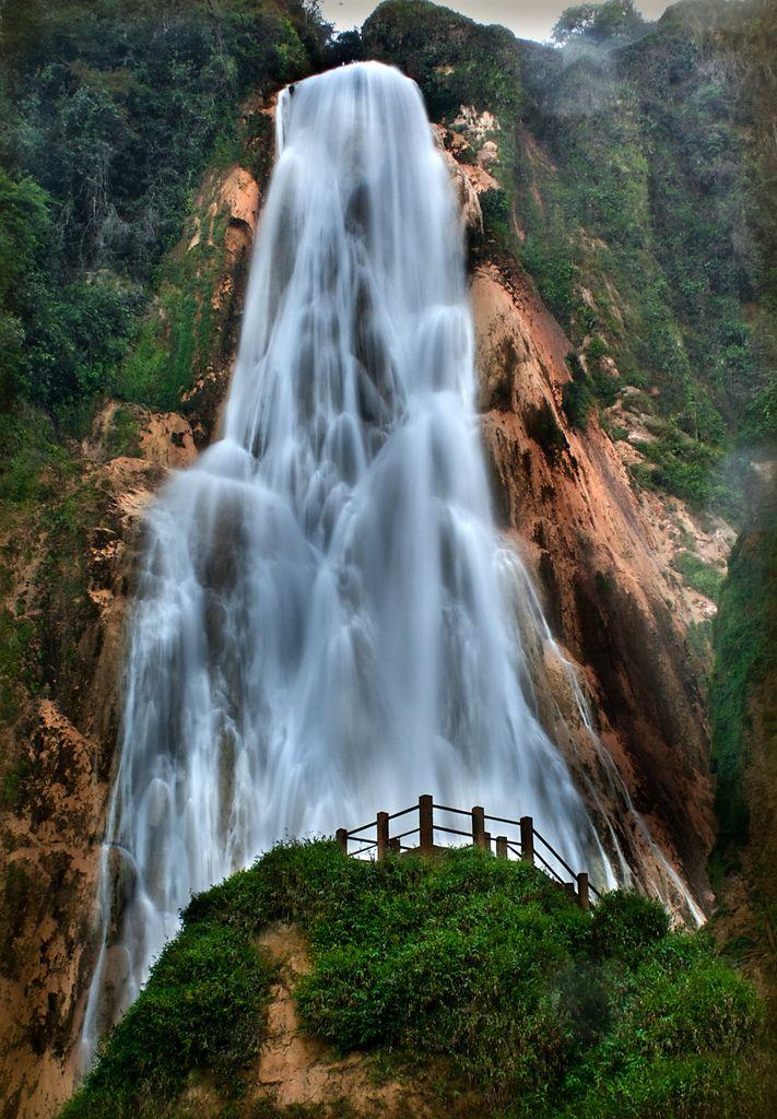 cascadas chiflon