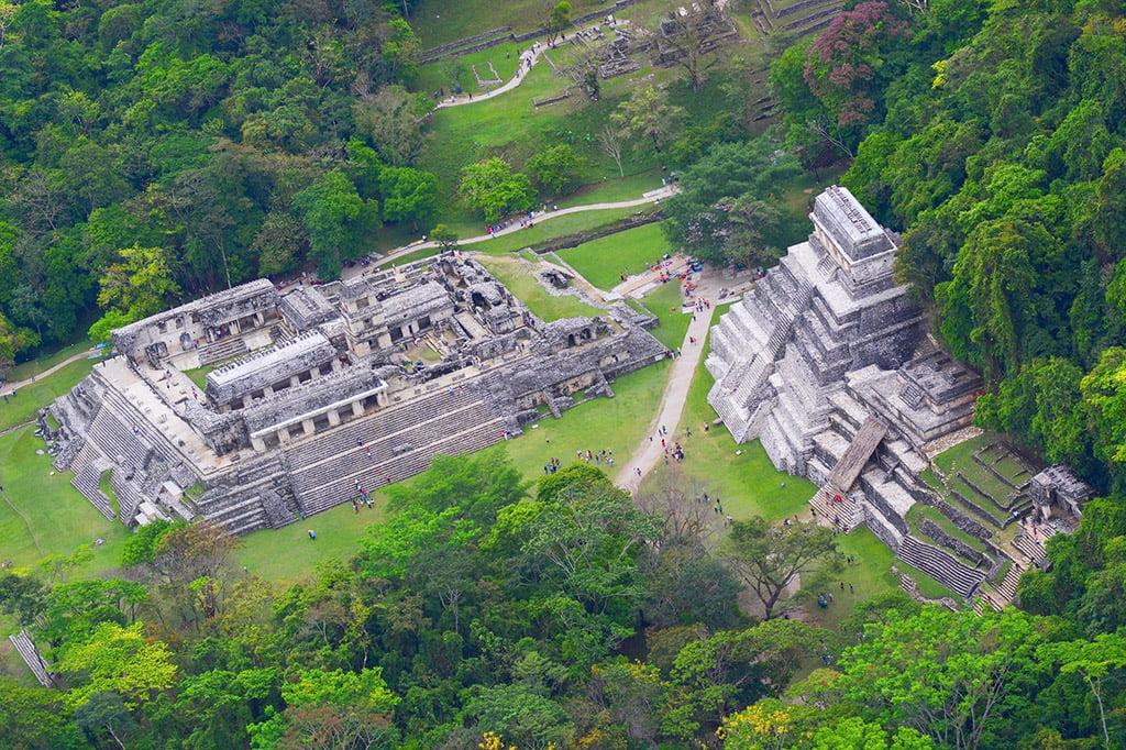 Chiapas lugares de interés