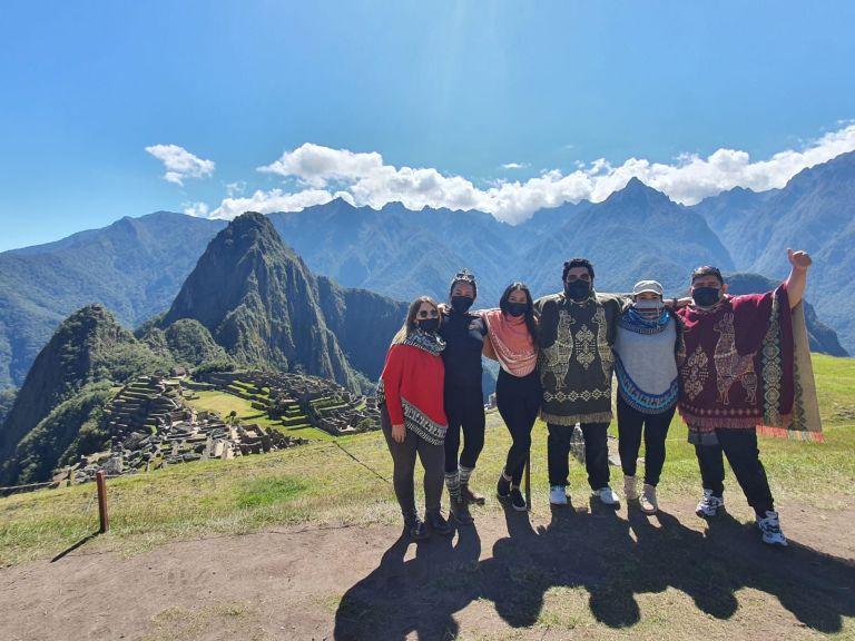Circuito grupal vive Perú