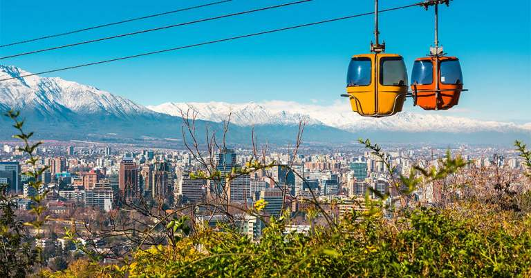 parque metropolitano chile