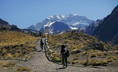 Mendoza High Mountain Hiking Tour