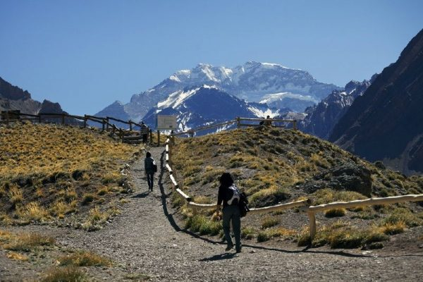 Mendoza High Mountain Hiking Tour