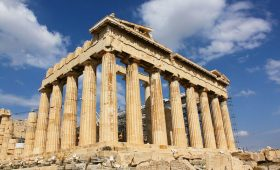 Athens, Greece, Parthenon