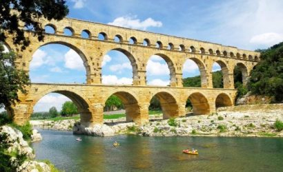 5-Day Provence Cycling Holiday from Avignon