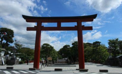 Kamakura the Ancient City Tour and Lake Ashi Cruise