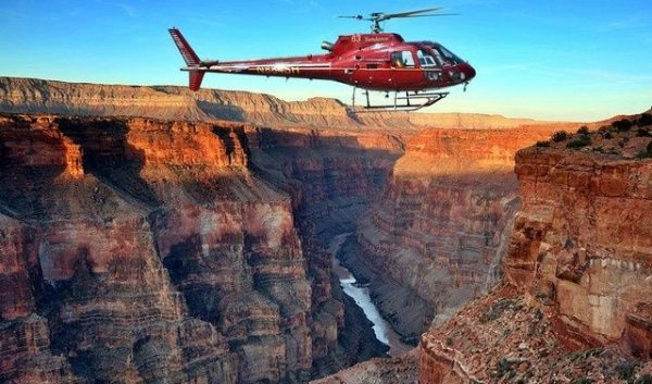 Grand Canyon Voyager Helicopter Tour