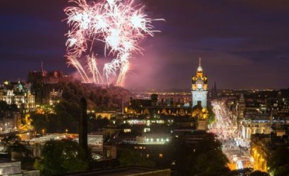 7-Day Great Britain New Year Tour, Hogmanay in Edinburgh