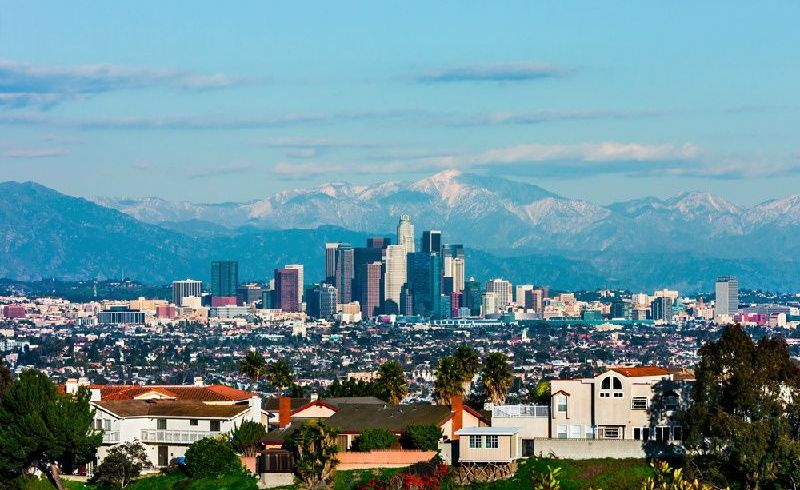 Las Vegas to Los Angeles Bus Transfer with Tanger Outlets