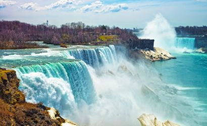 One Day Niagara Falls Tour and Flight from NYC - Cave of the Winds